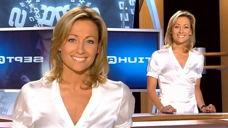 Anne-Sophie Lapix 08/07/2007