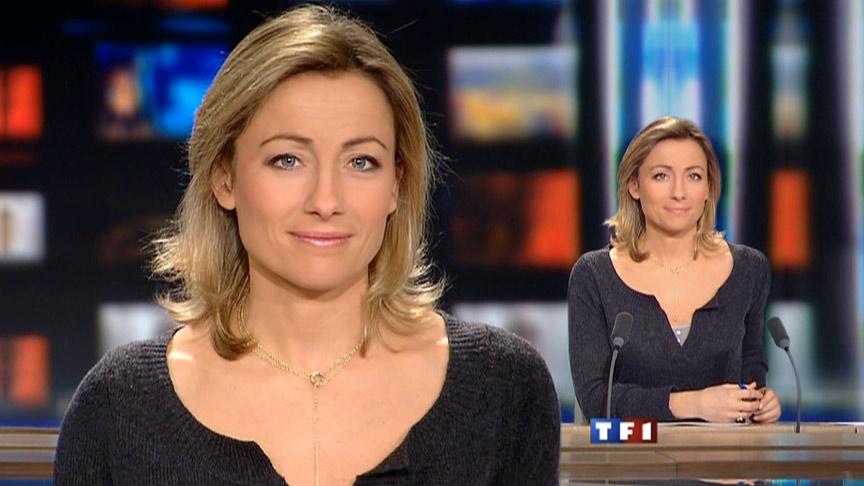 Anne-Sophie Lapix 21/12/2007