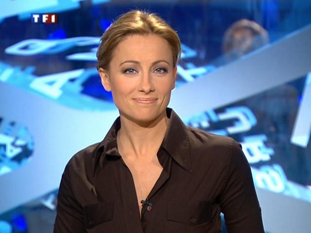 Anne-Sophie Lapix 03/02/2008