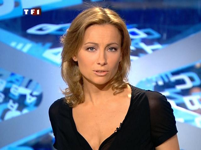 Anne-Sophie Lapix 24/02/2008