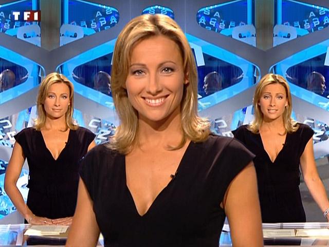 Anne-Sophie Lapix 11/05/2008
