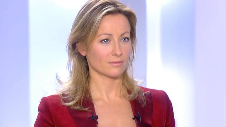 Anne-Sophie Lapix 07/12/2008