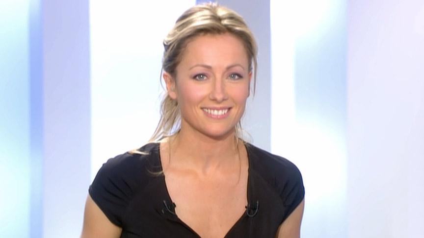 Anne-Sophie Lapix 11/01/2009