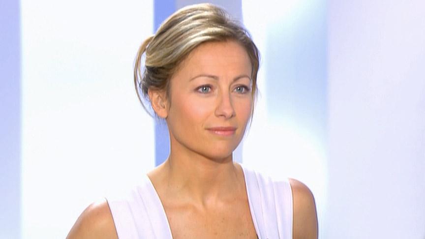 Anne-Sophie Lapix 15/02/2009