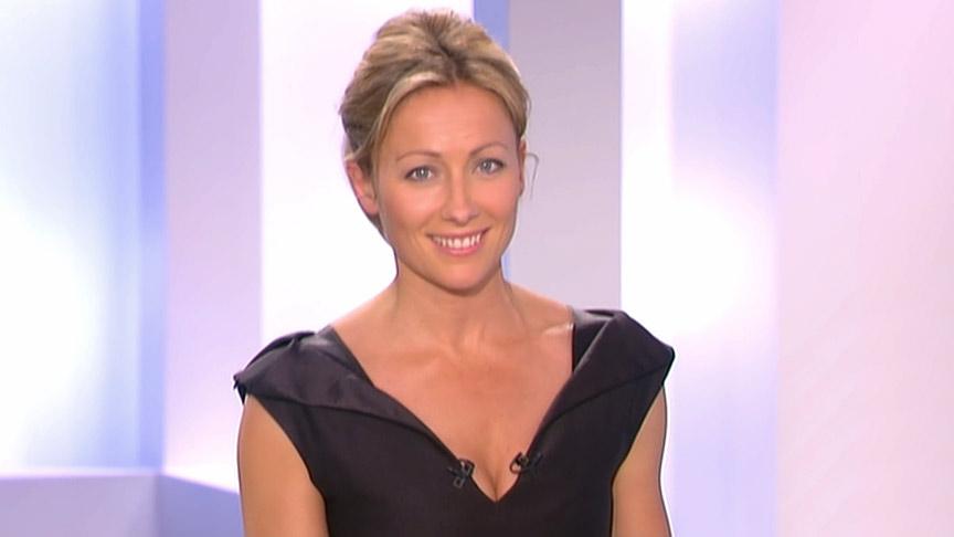 Anne-Sophie Lapix 05/04/2009