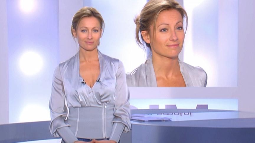 Anne-Sophie Lapix 03/05/2009