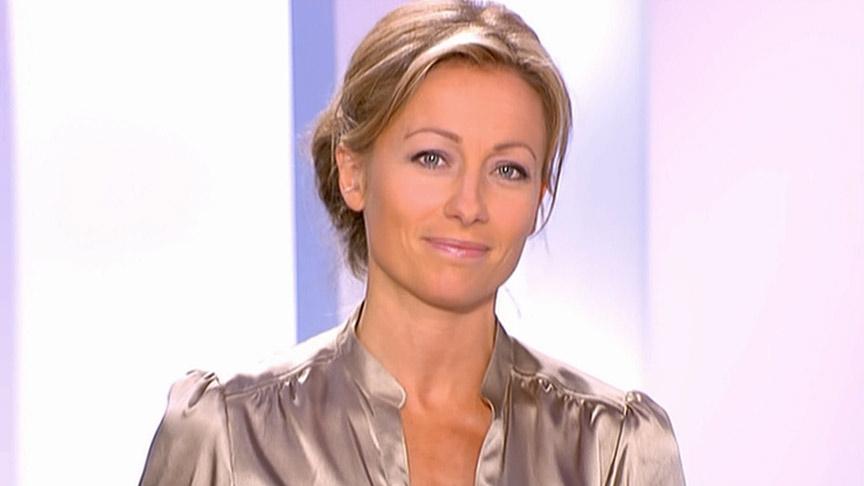 Anne-Sophie Lapix 17/05/2009