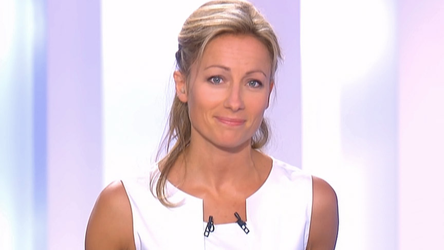 Anne-Sophie Lapix 31/05/2009