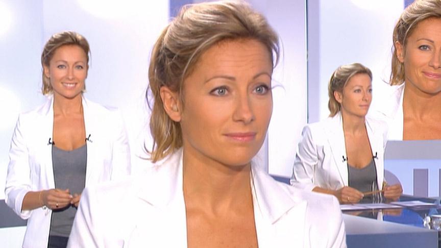 Anne-Sophie Lapix 27/09/2009