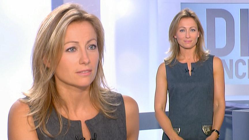 Anne-Sophie Lapix 11/10/2009