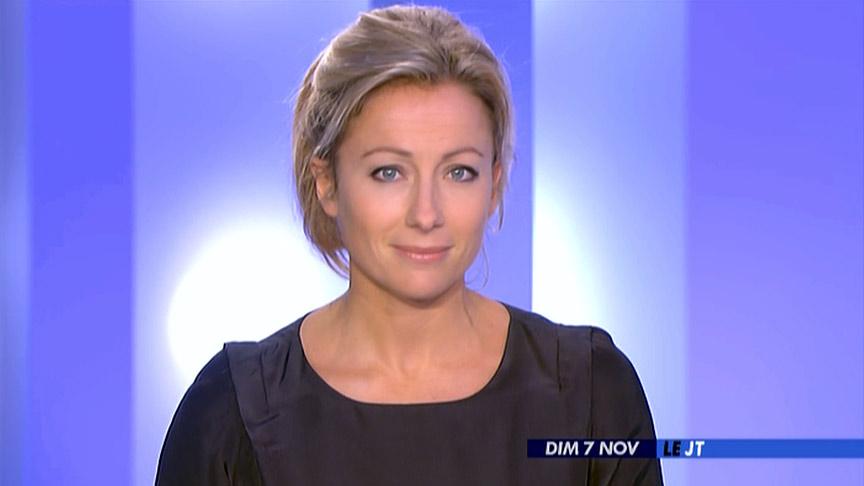 Anne-Sophie Lapix 07/11/2010