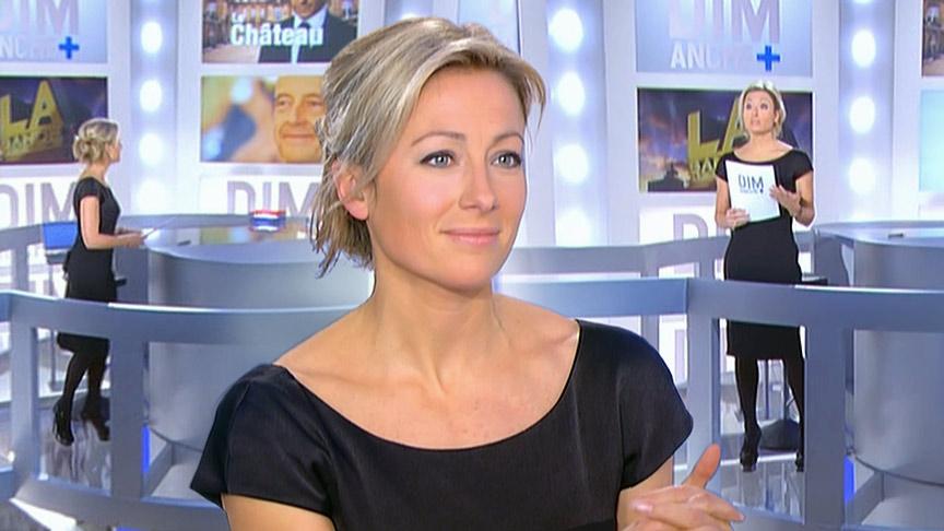 Anne-Sophie Lapix 21/11/2010