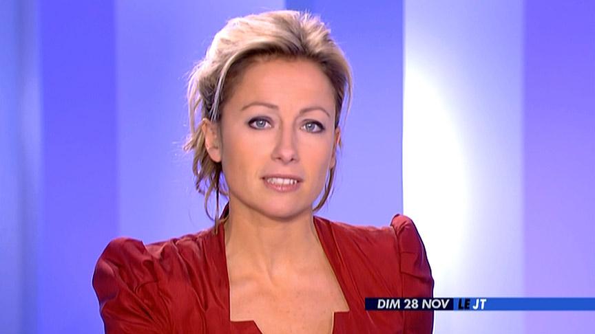 Anne-Sophie Lapix 28/11/2010