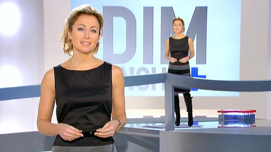 Anne-Sophie Lapix 12/12/2010