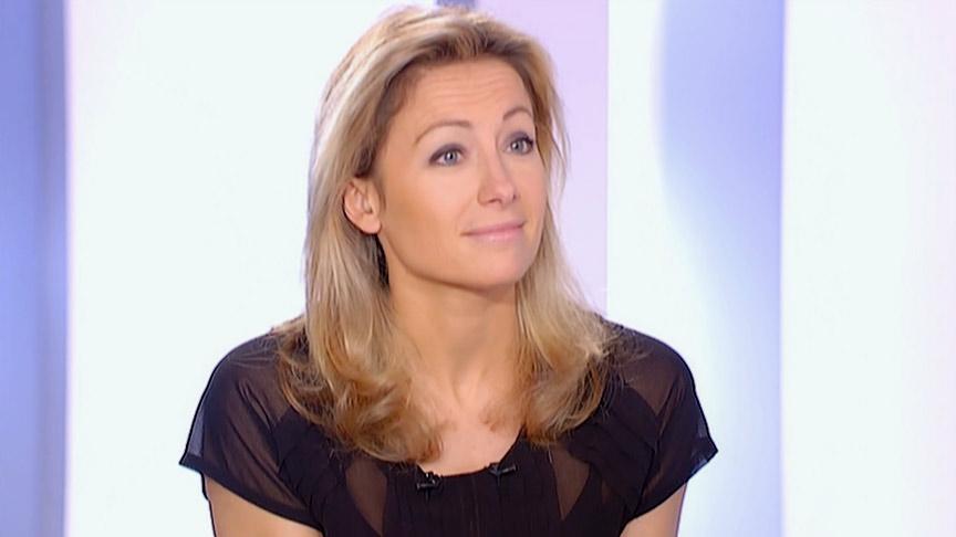 Anne-Sophie Lapix 16/01/2011