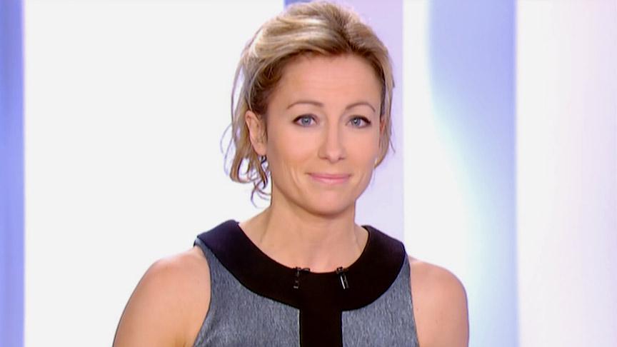 Anne-Sophie Lapix 13/02/2011