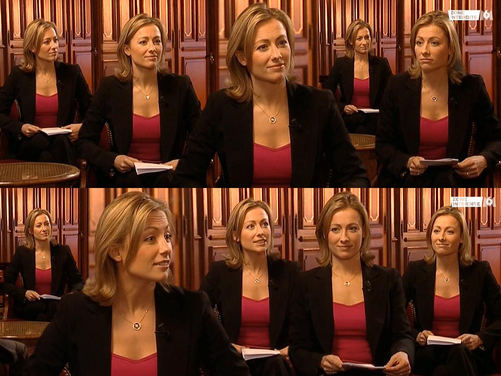 Anne-Sophie Lapix 26/02/2006