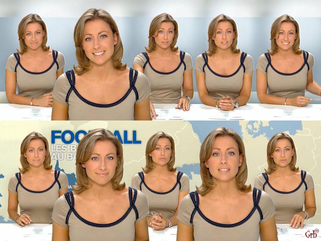 Anne-Sophie Lapix 23/05/2006