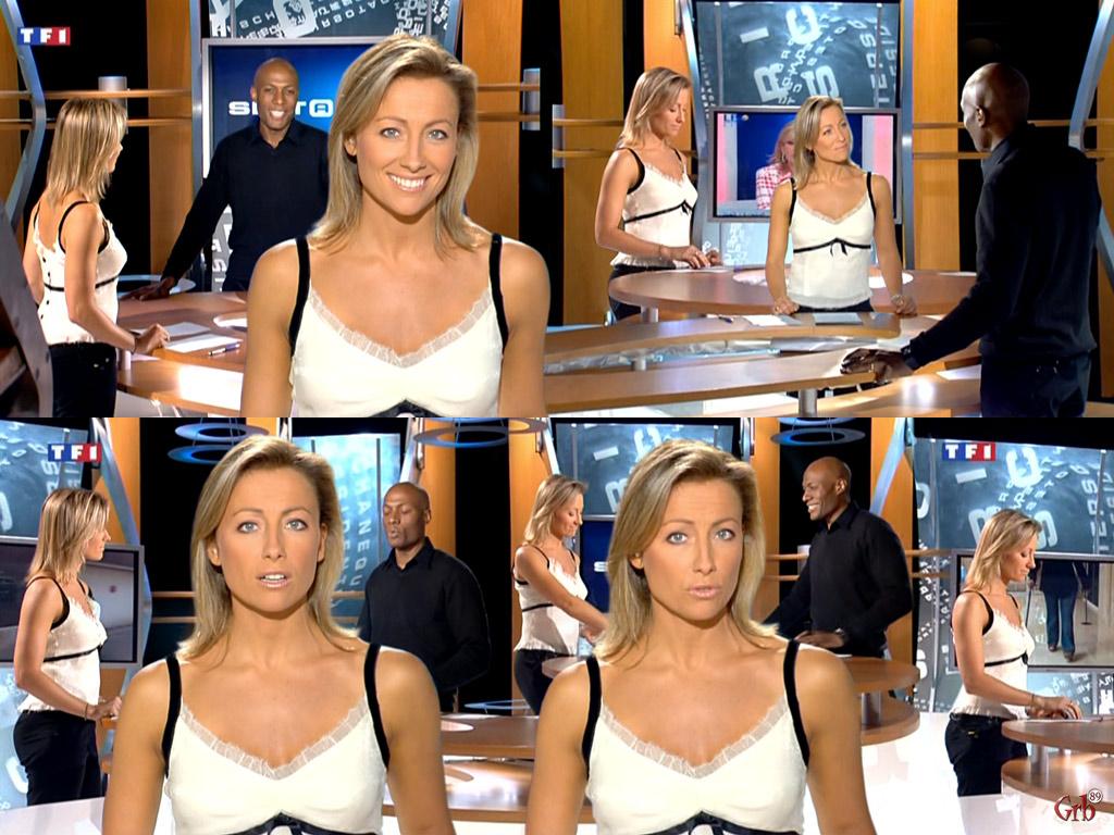 Anne-Sophie Lapix 03/09/2006