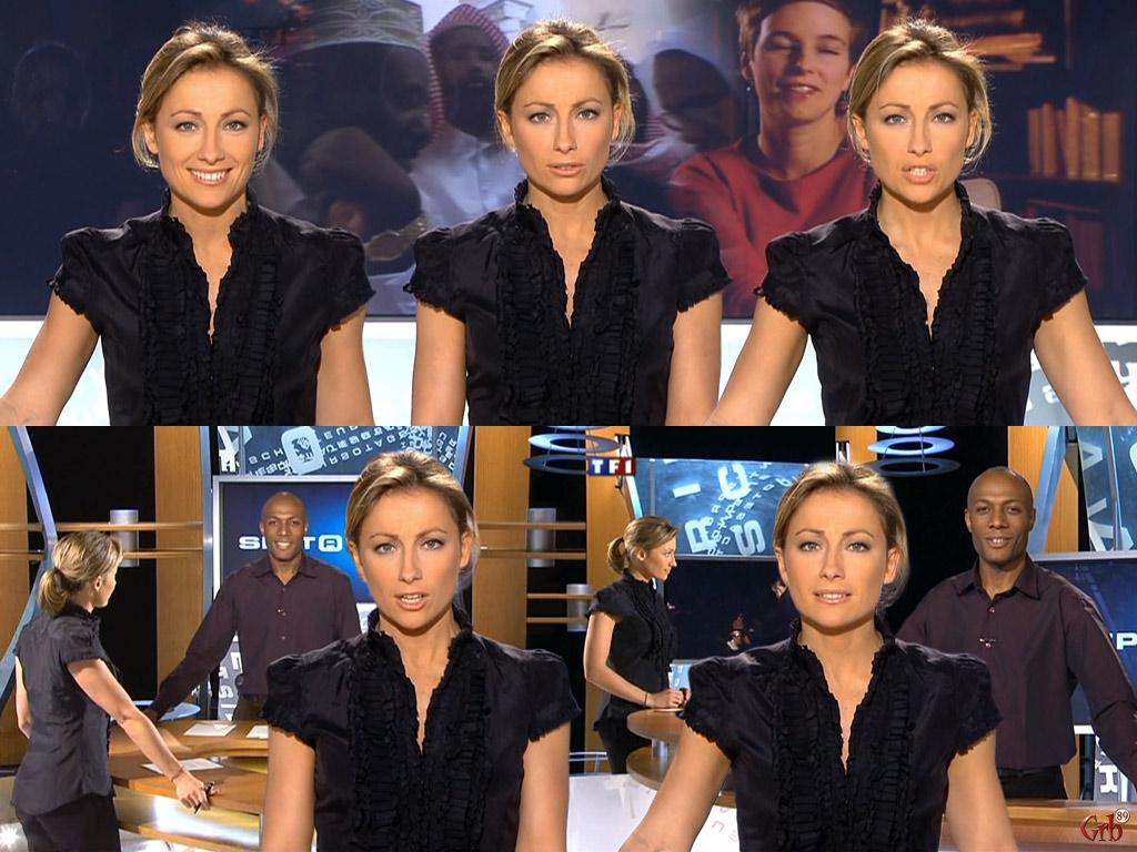 Anne-Sophie Lapix 19/11/2006