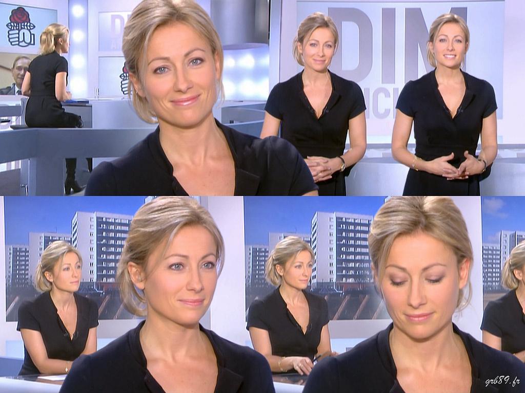 Anne-Sophie Lapix 26/10/2008