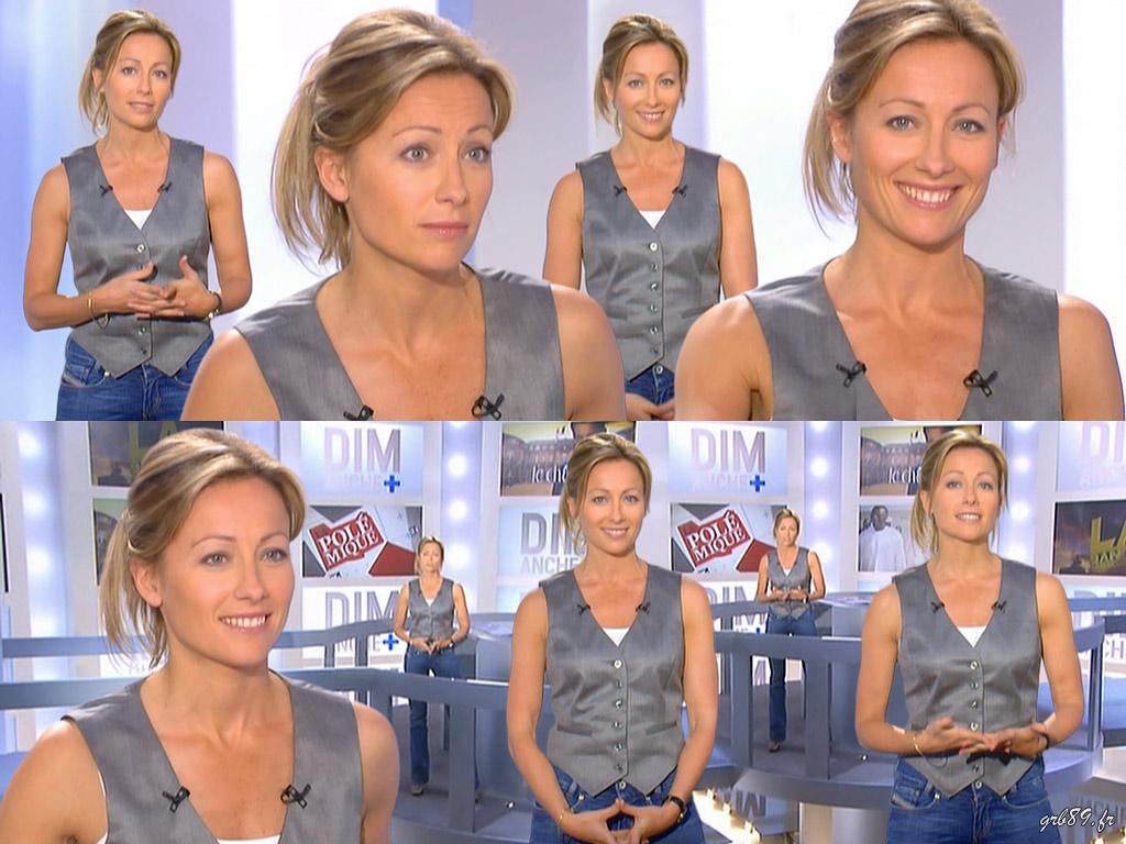 Anne-Sophie Lapix 12/04/2009