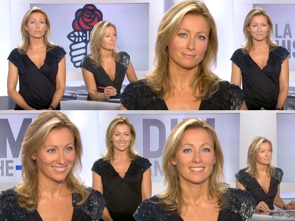 Anne-Sophie Lapix 06/09/2009