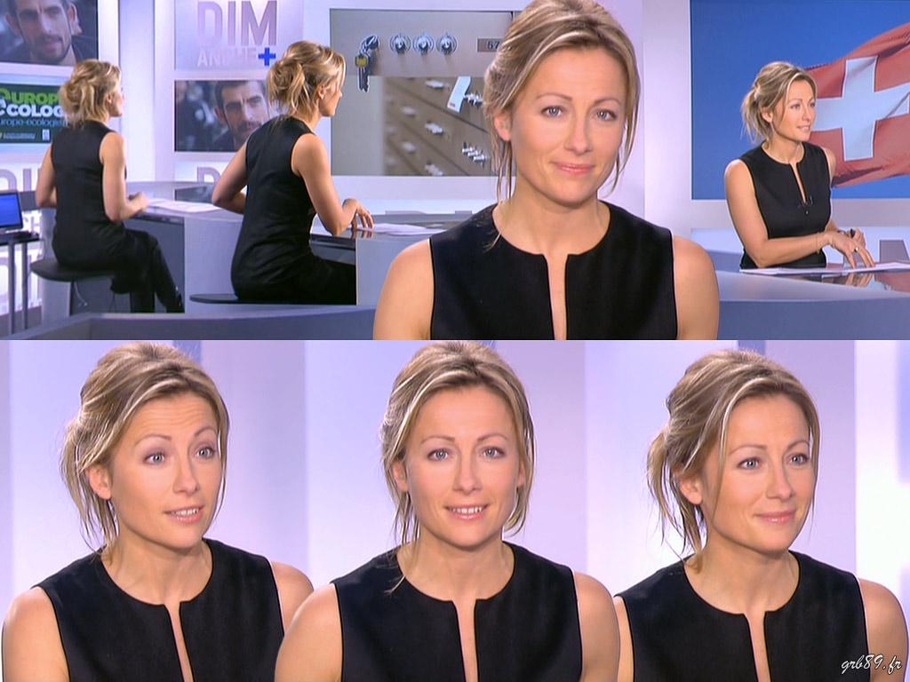 Anne-Sophie Lapix 20/12/2009