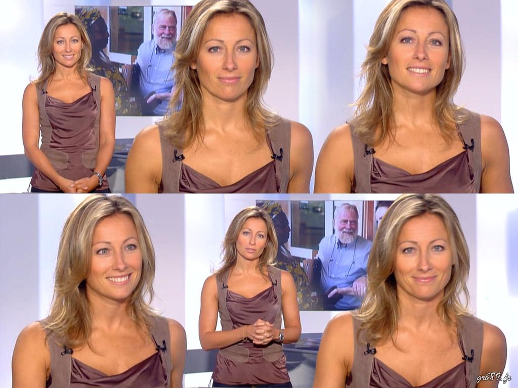 Anne-Sophie Lapix 10/01/2010