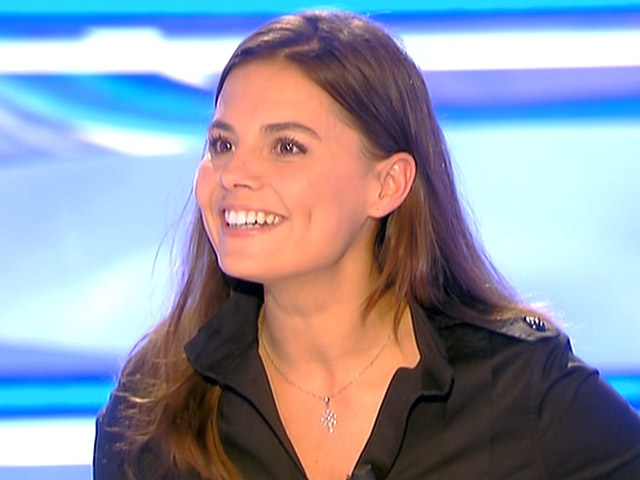 Charlotte Le Grix de la Salle 08/09/2007