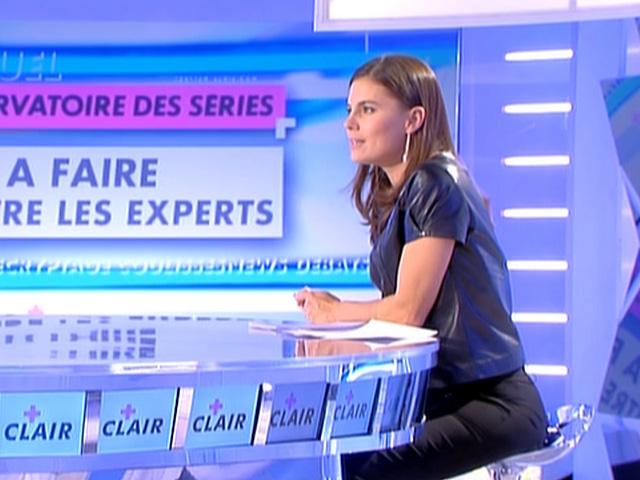 Charlotte Le Grix de la Salle 06/10/2007