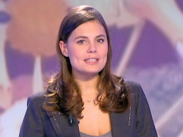 Charlotte Le Grix de la Salle 13/10/2007