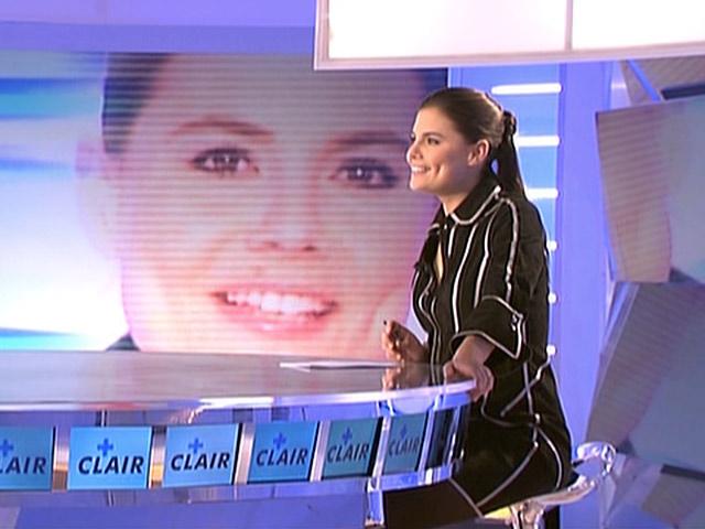 Charlotte Le Grix de la Salle 26/01/2008
