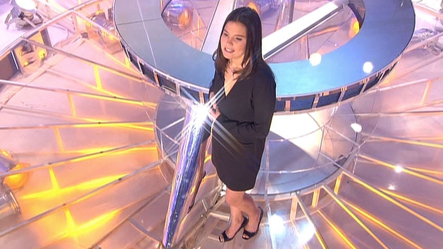 Charlotte Le Grix de la Salle 12/04/2008