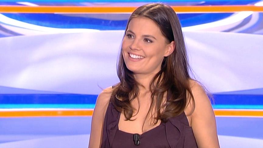 Charlotte Le Grix de la Salle 19/04/2008