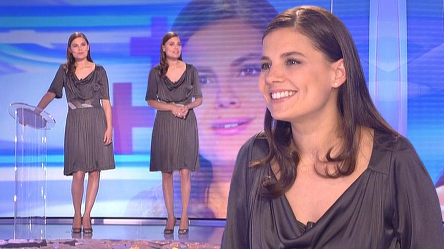 Charlotte Le Grix de la Salle 24/05/2008