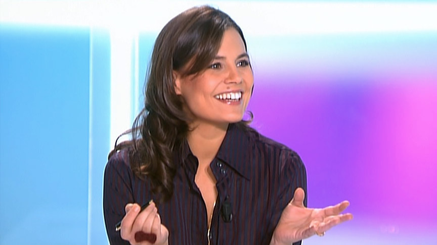 Charlotte Le Grix de la Salle 02/01/2009