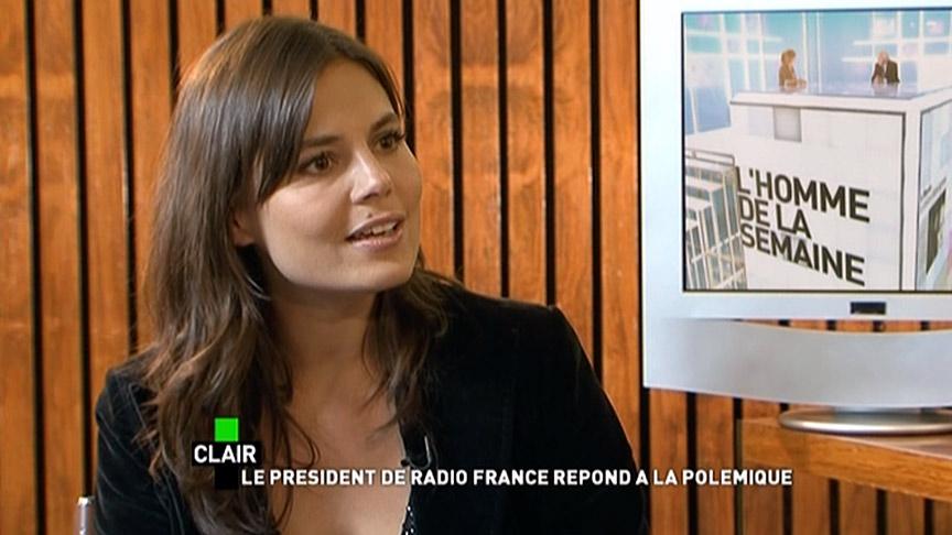 Charlotte Le Grix de la Salle 16/05/2009