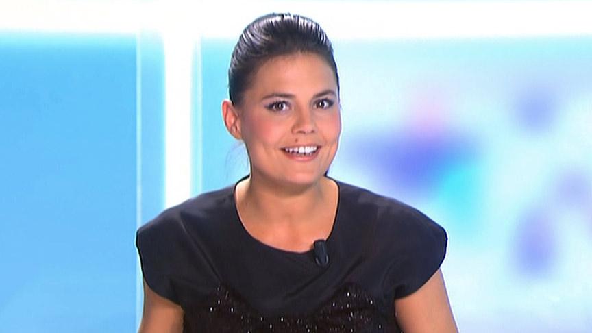 Charlotte Le Grix de la Salle 13/06/2009