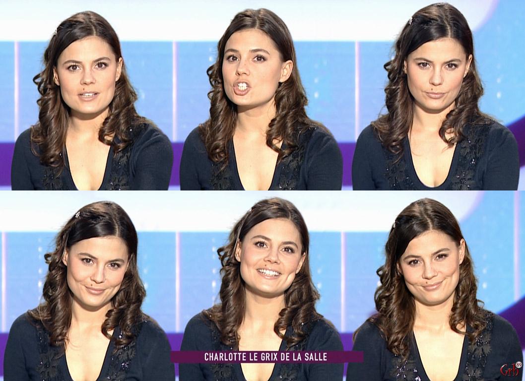 Charlotte Le Grix de la Salle 23/12/2005