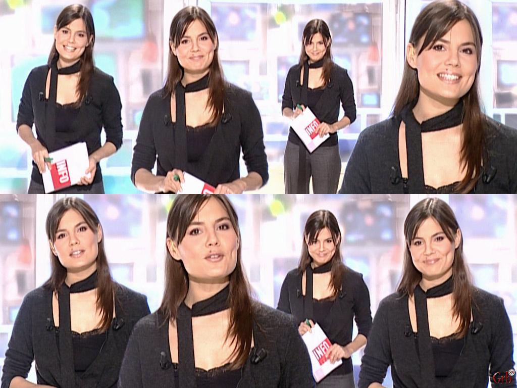 Charlotte Le Grix de la Salle 25/01/2006