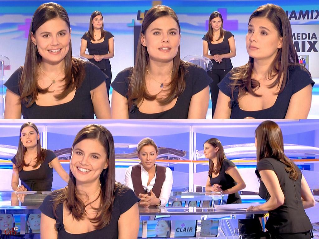 Charlotte Le Grix de la Salle 27/10/2007
