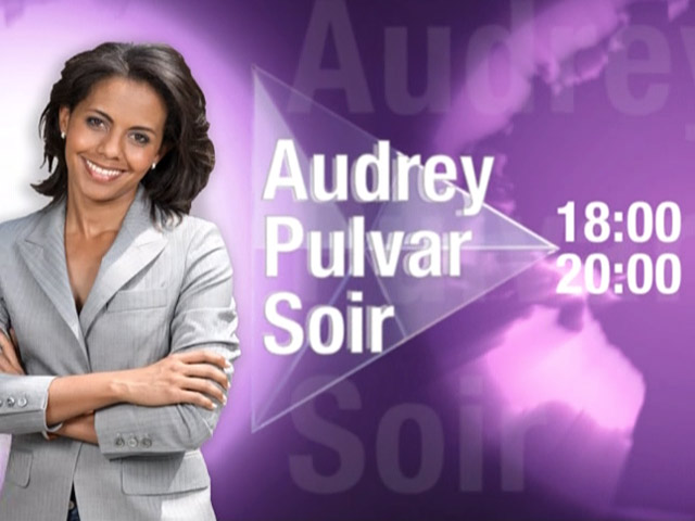 Audrey Pulvar 08/09/2009