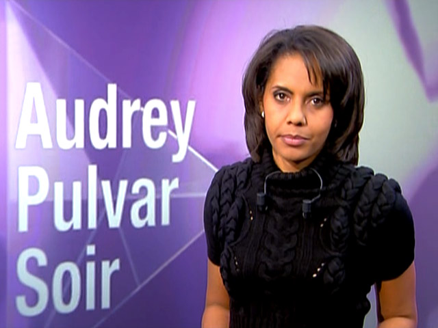 Audrey Pulvar 26/10/2009