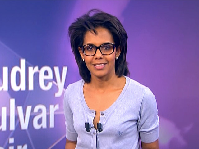 Audrey Pulvar 25/03/2010
