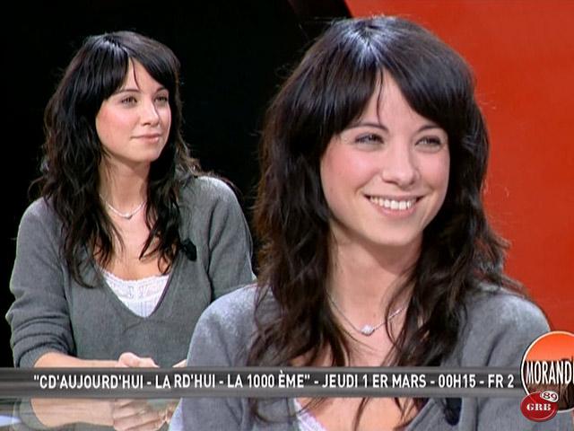 Anne-Gaëlle Riccio 02/03/2007