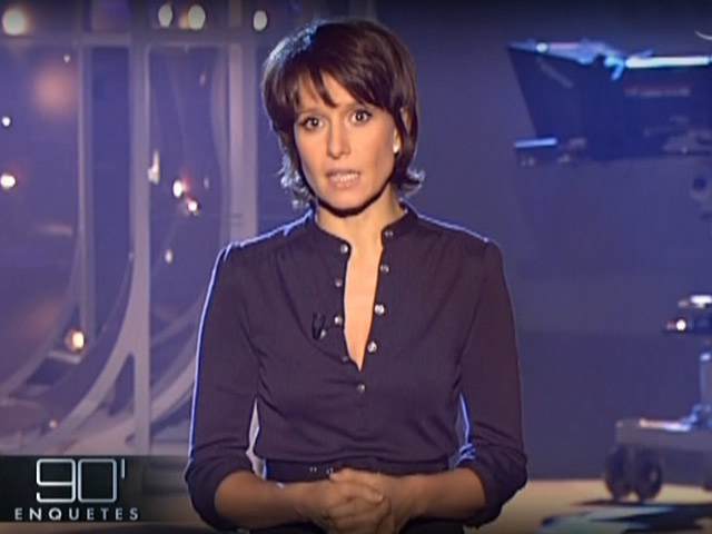 Carole Rousseau 14/11/2007