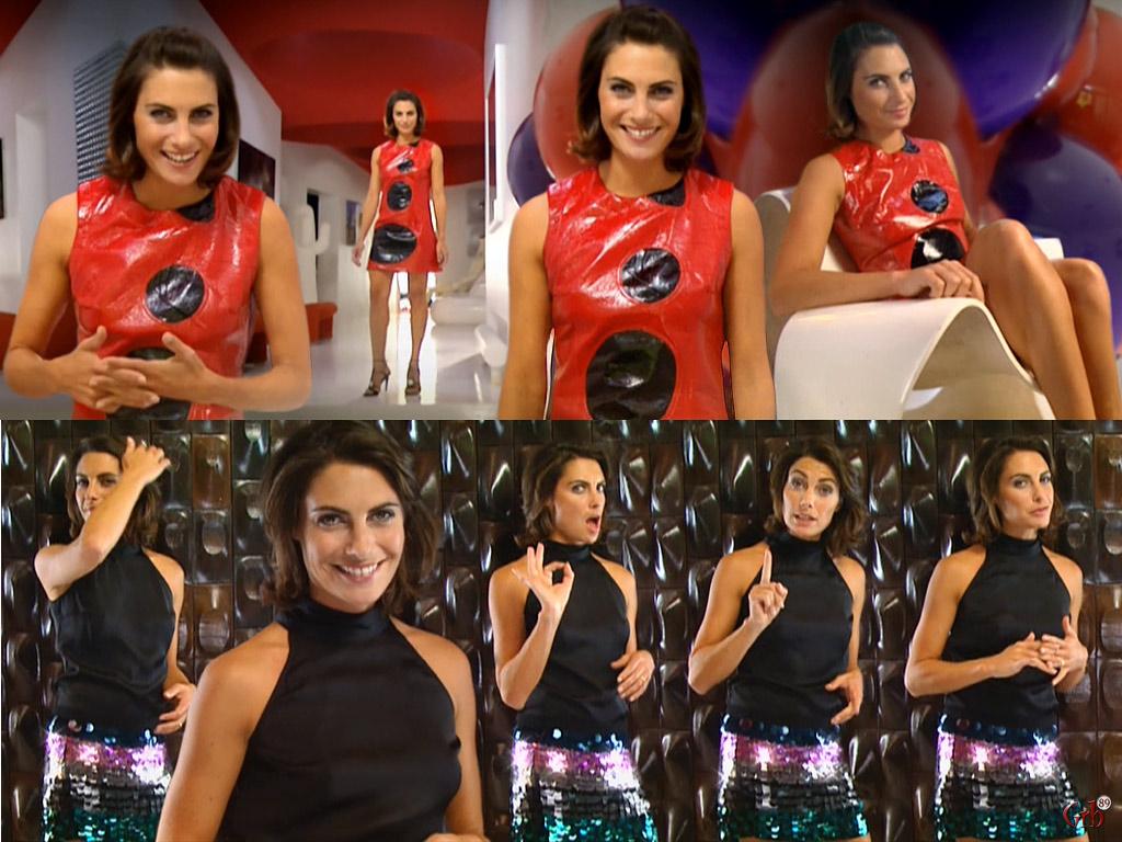 Alessandra Sublet 12/12/2007
