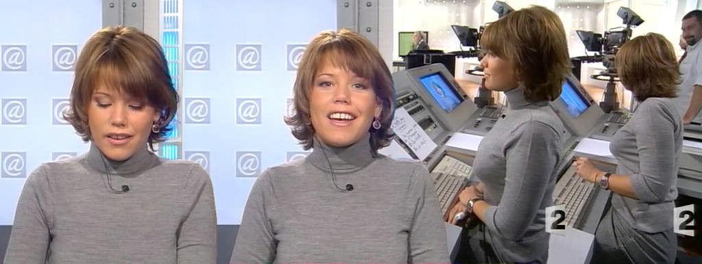 Laura Tenoudji 30/12/2003