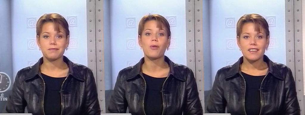 Laura Tenoudji 15/01/2004